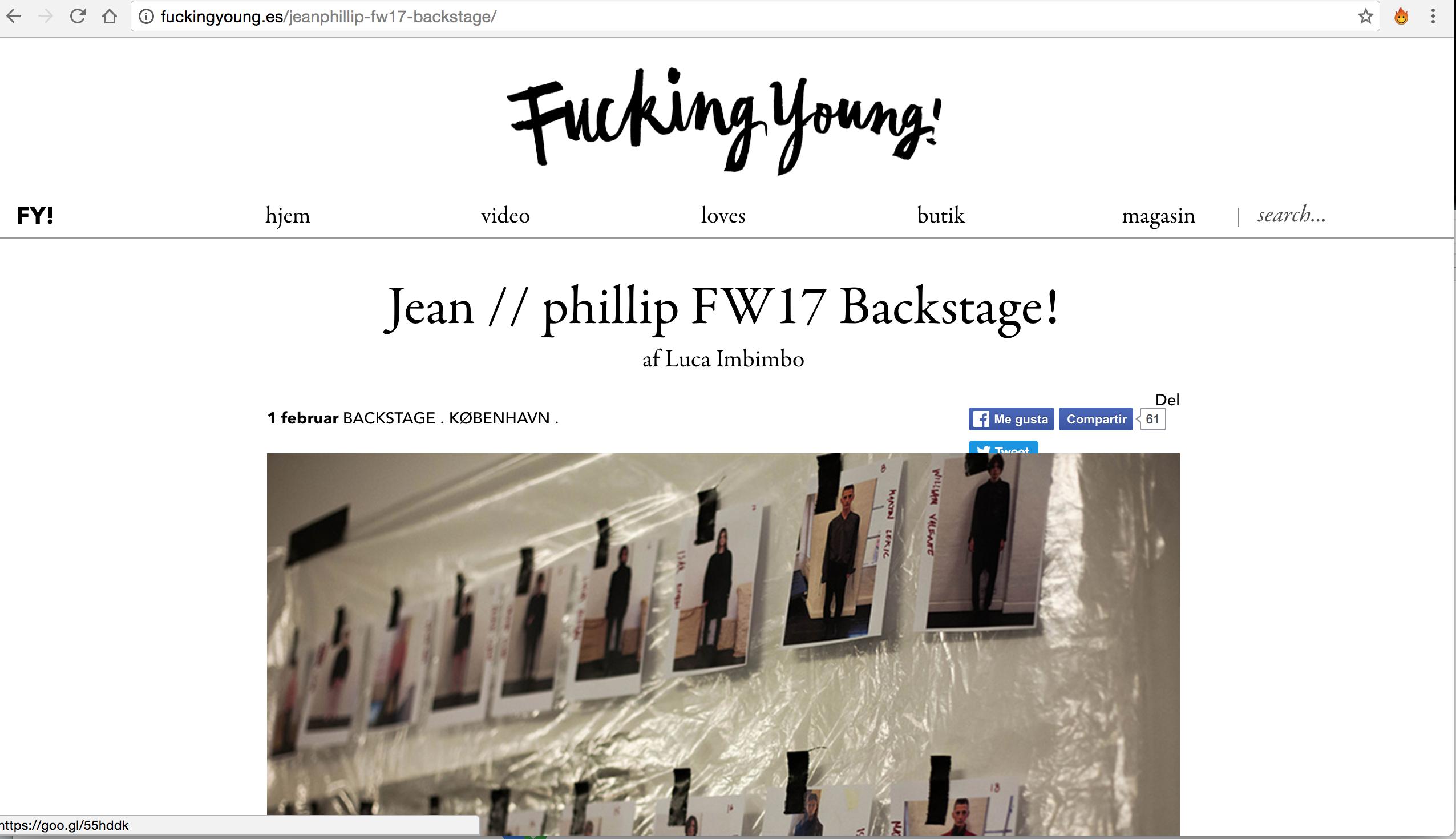 Fucking Young Magazine