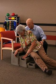 Why I am an Expert in Fall prevention