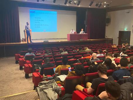 Conférence groupe HEMA - 11 Mars 2020