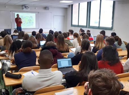 Conférence université de Versailles Saint Quentin - 27 Février 2020