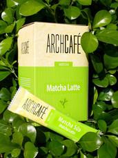 Matcha Latte Archcafé