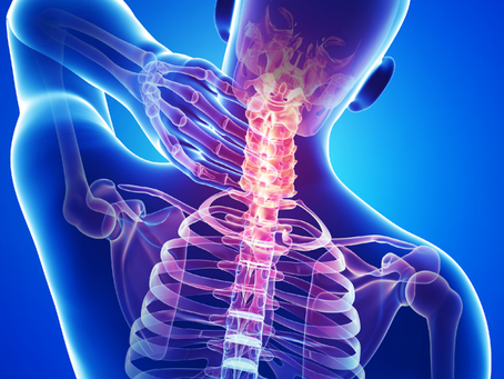 Working from home? How to reduce your neck pain!