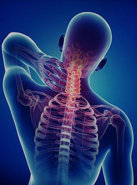 osteopati neck pain