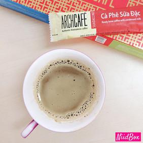 Cà phê sữa đặc Archcafé