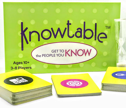 Knowtable game
