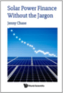 Solar Power finance by Jenny Chase