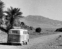 Image of VW camper van