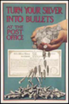 Turn Your silver Into Bulets poster