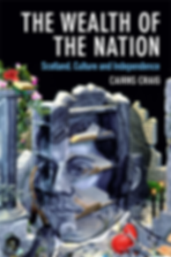 Book cover The Wealth of Th Nation by Cairns Craig