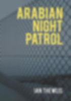 Book Cover, Arabian Night Patrol by Ian Thewlis