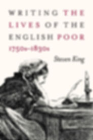 Writing for the Poor cover by Steven King
