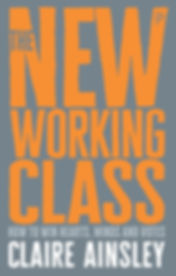 The New Working Class cover, by Claire Ainsley