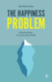 Sam Wren-Lewis, The Happiness Problem book cover