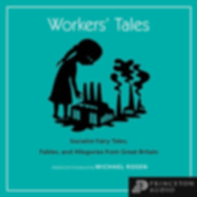 Michael Rosen's Workers' Tales audio book image