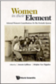 Women in their element front cover