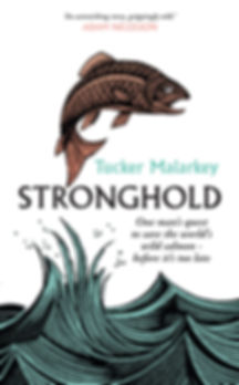 Book, Stronghold by Tucker Malarkey
