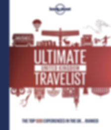 Ultimate UK Travelist book cover