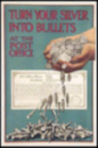 Turn Your Silver into Bullets poster
