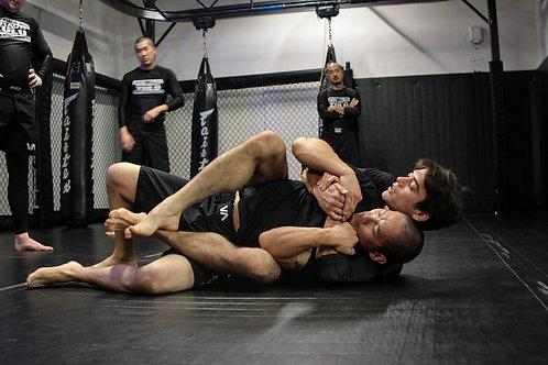 3 Jiu Jitsu Classes