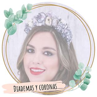 Diademas y Coronas