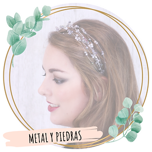 Metal y Piedras