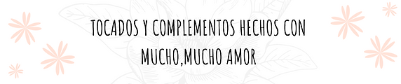 TOCADOS Y COMPLEMENTOS HECHOS CON MUCHO,
