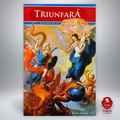 Triunfará, Historia de un exorcismo (Libro)