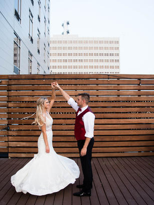 Cierra & Nathan by Rose Wheat Photography