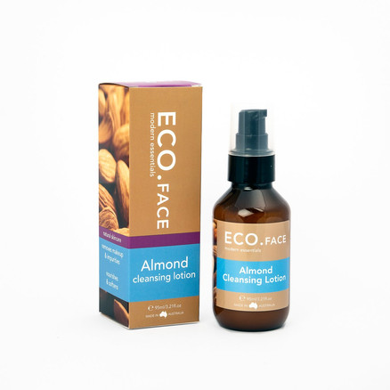 Almond cleansing lotion