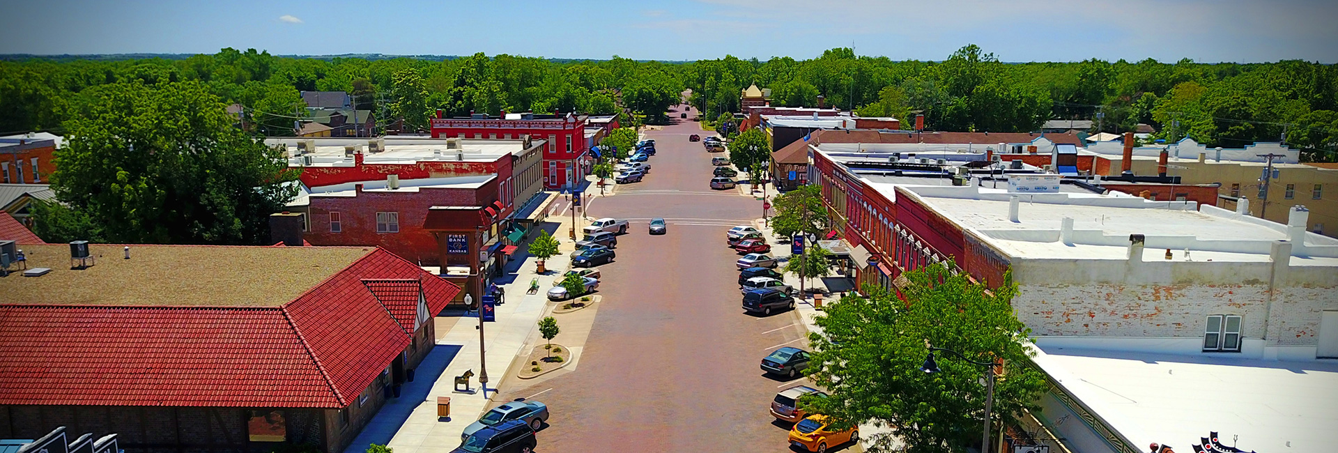 Downtown-Lindsborg