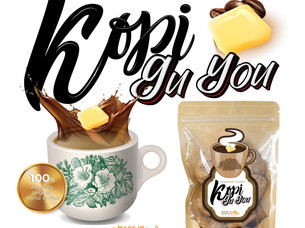 Now You Can Enjoy Your Favourite Kopi Cookies !