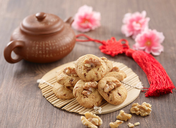 Caramel Walnut Cookie (200gm)