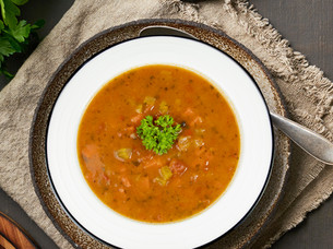 Tomato Capsicum Soup