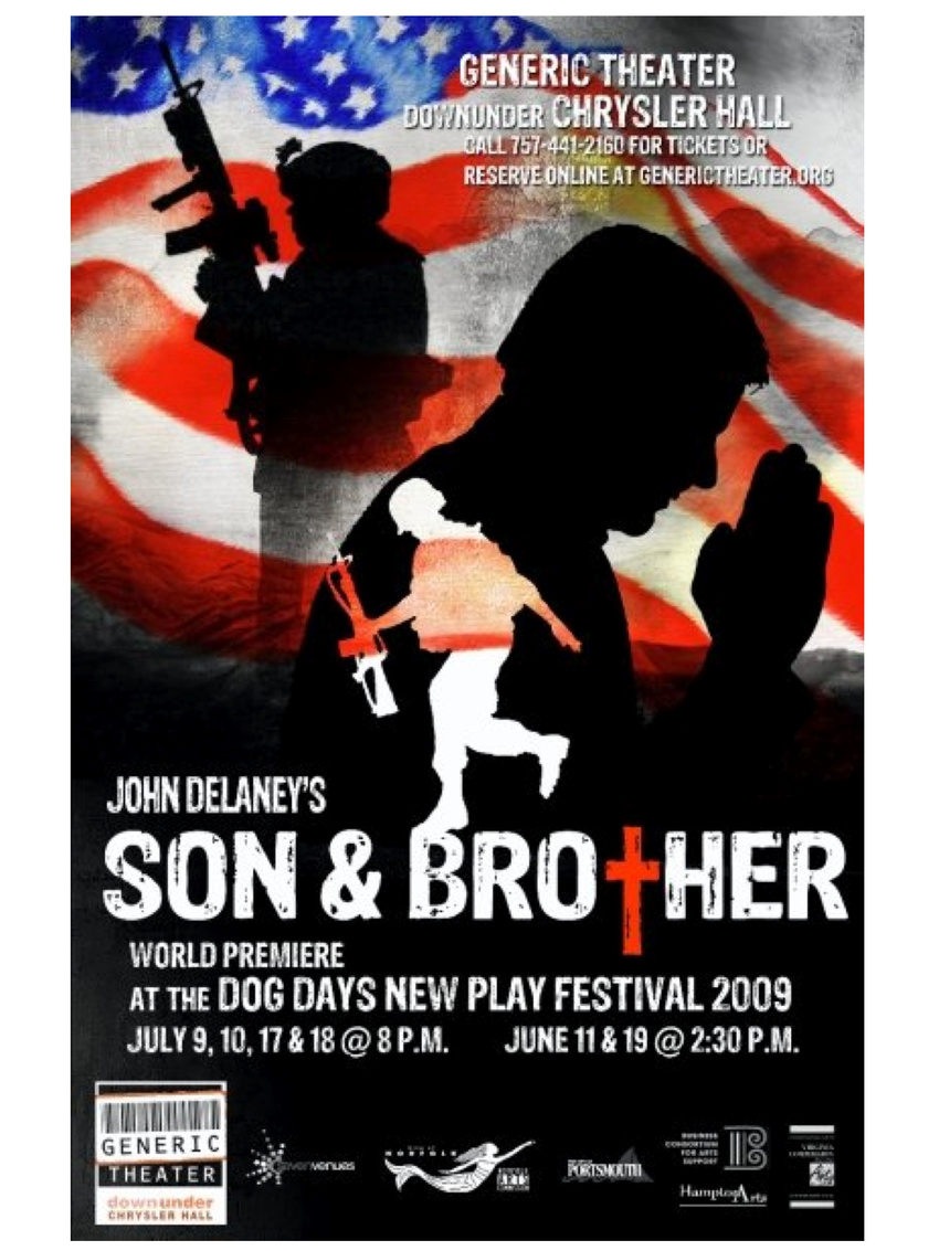 Son and Brother Key Art