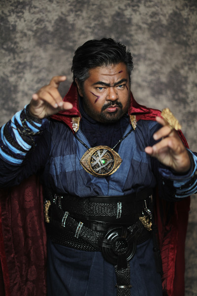 "Canvas Cosplay's ""Doctor Strange"" featured on Fuse.tv '25 Coolest Cosplays at New"