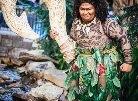 Feature: A Phenomenal Maui Cosplay From Disney's 'Moana'