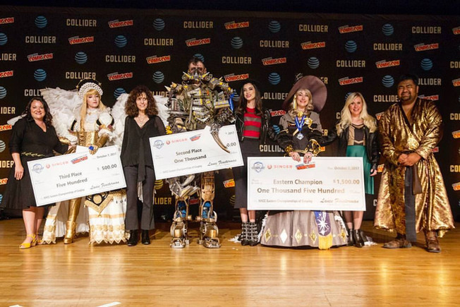 New York Comic Con 2017! Eastern Championships of Cosplay
