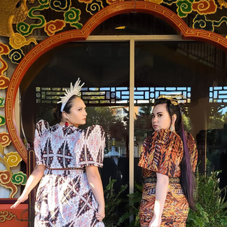 Jaya and Jadis - Sister Queens