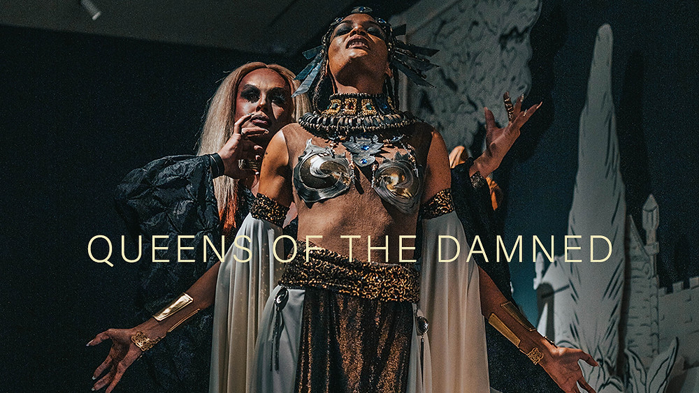 Queens of the Damned Cosplay Akasha Mekare. Photo by @withanhmedia