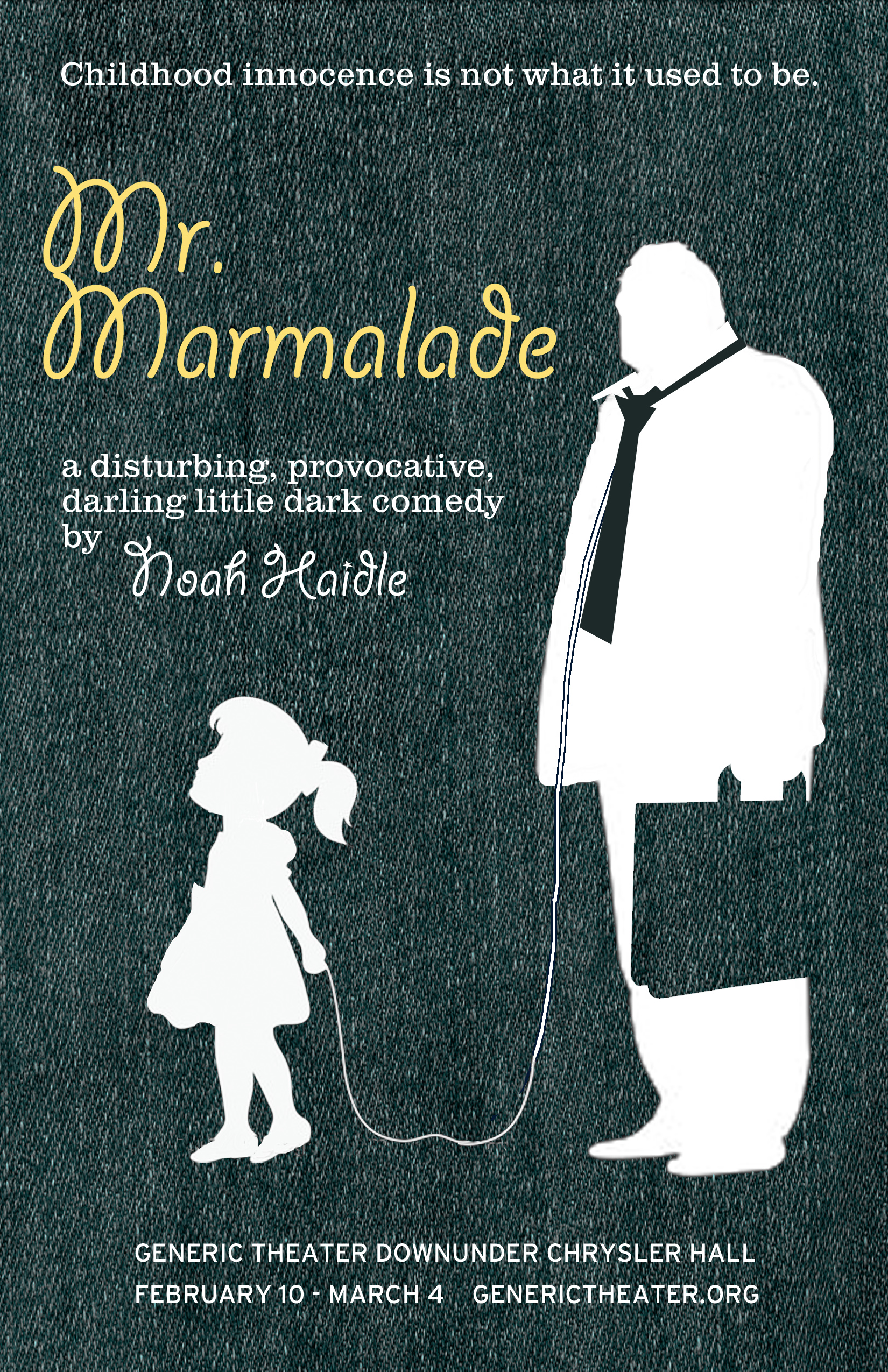 Mr. Marmalade
