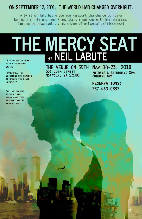 The Mercy Seat - Key Art