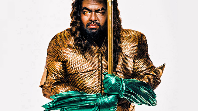 Aquaman Cosplay by Canvas Cosplay