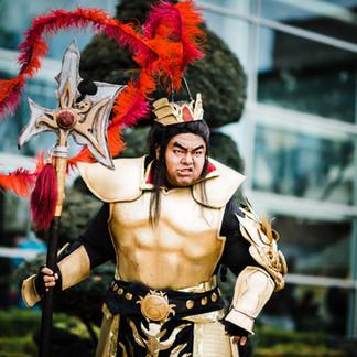 Lu Bu from Dynasty Warriors 9