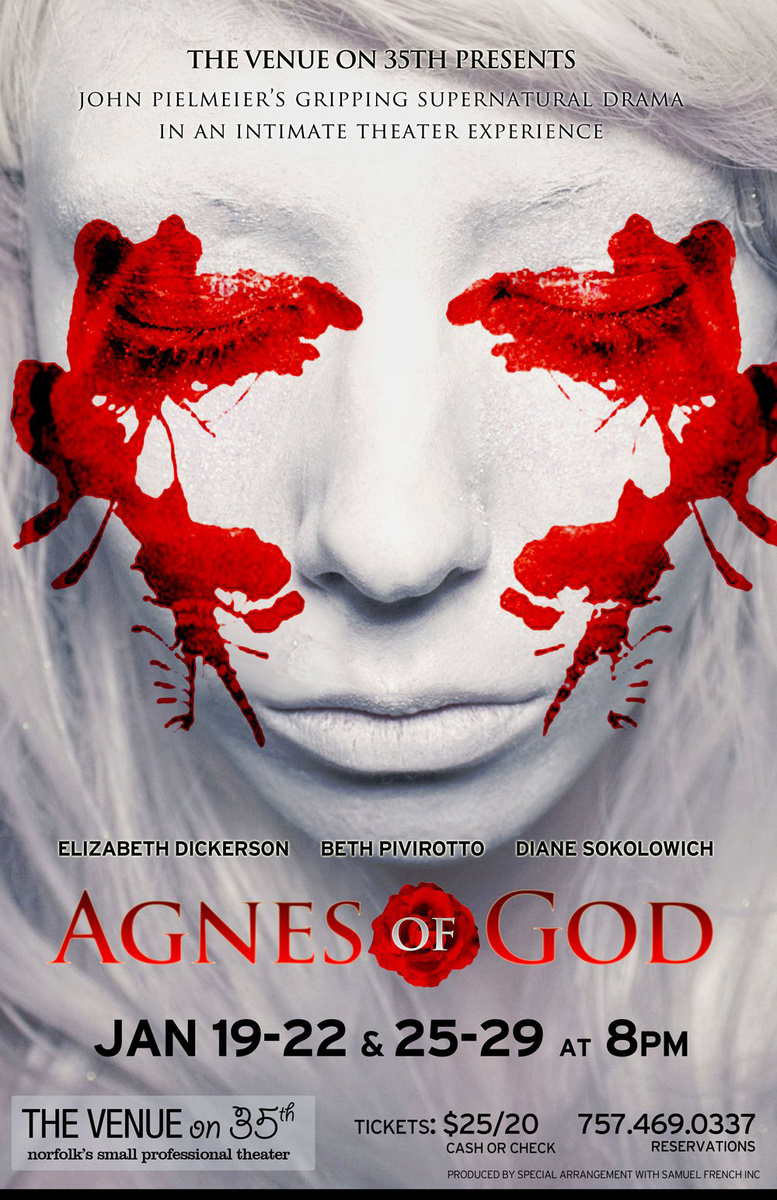Agnes of God Key Art