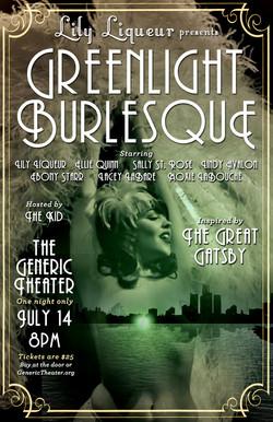 Greenlight Burlesque