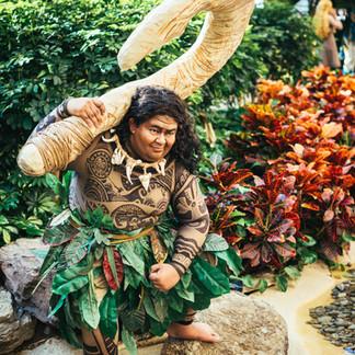 Maui from Disney's Moana