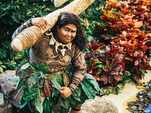 Feature: The Ultimate Maui Cosplay From Disney's 'Moana'