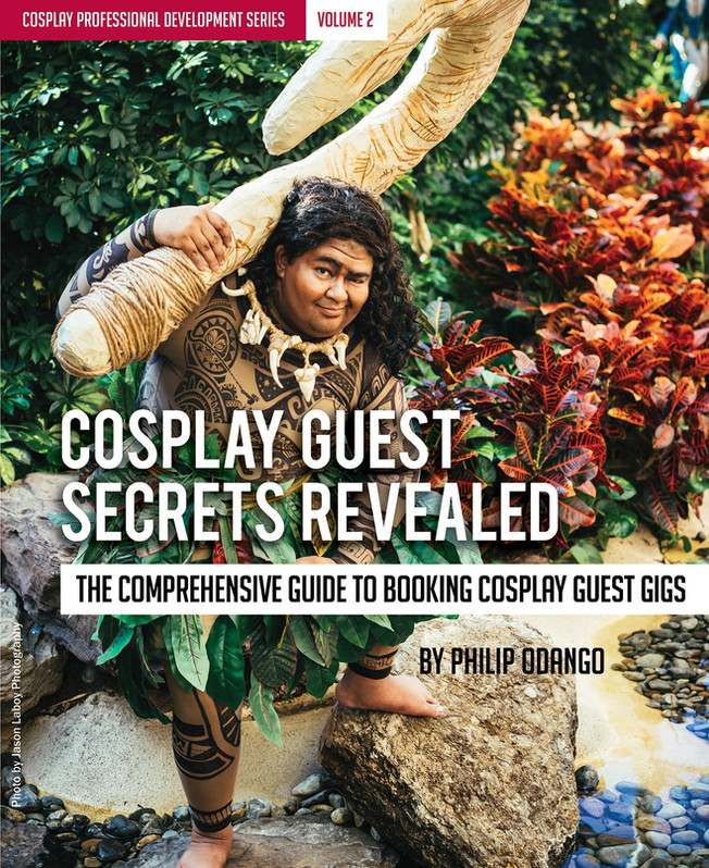 Press Release: Cosplay Guest Secrets Revealed Book Launch