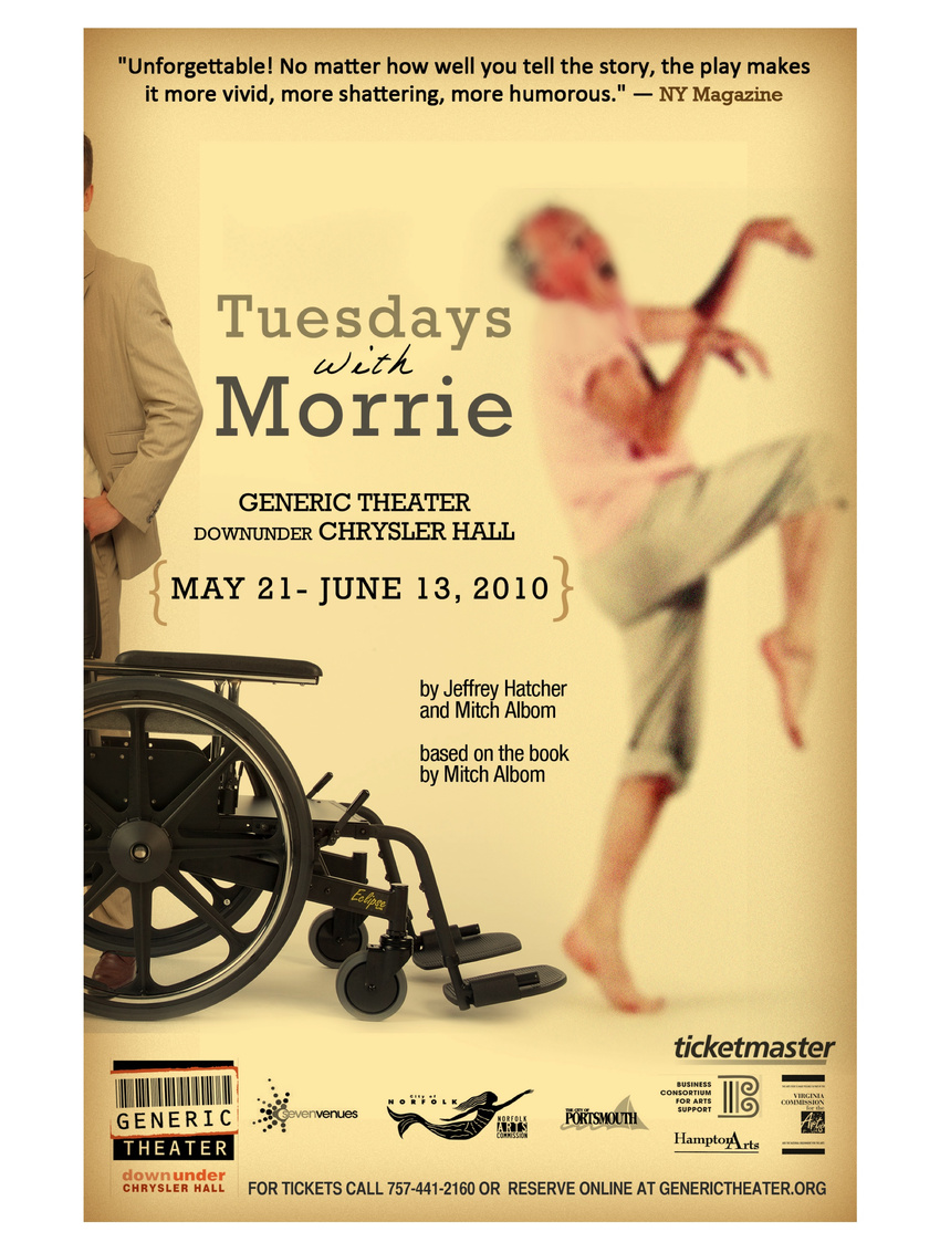 Tuesdays with Morrie Key Art