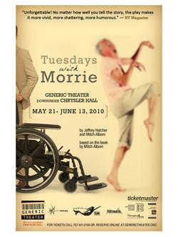 Tuesdays with Morrie Key Art